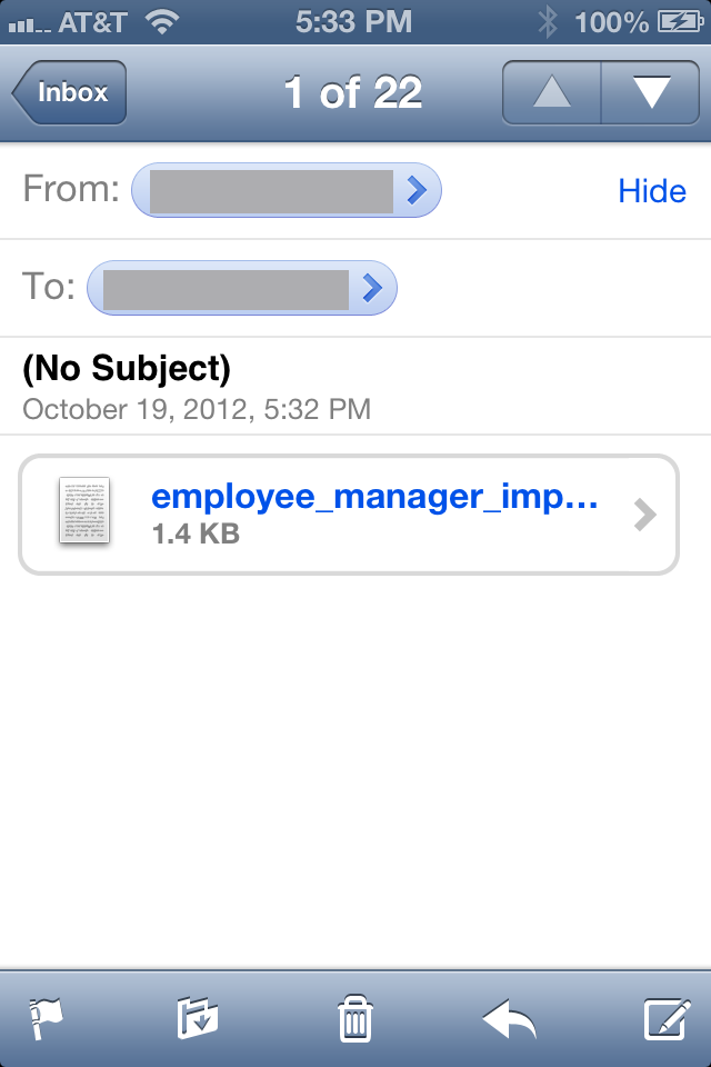 Employee Manager